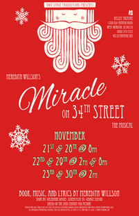Miracle on 34th Street the Musical